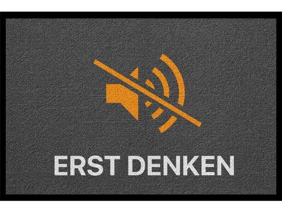 Fußmatte Design Lustig