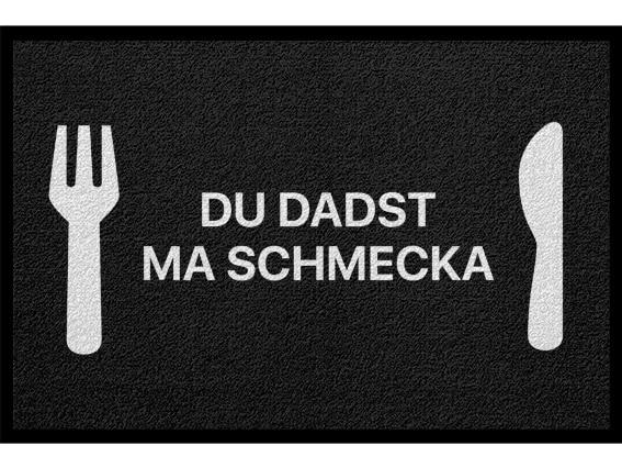 Fußmatte Koch Geschenk