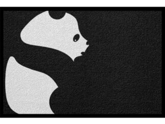 Fußmatte Tier Panda
