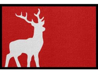 Fußmatte Tier Weihnachten