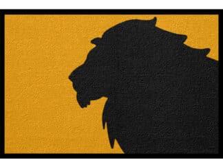 Fußmatte Tier Löwe