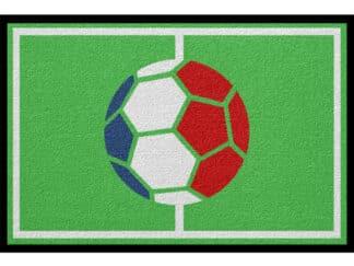 Fußmatte Fußball