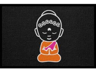 Fußmatte Buddha