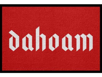 Fußmatte Bayrisch Dahoam