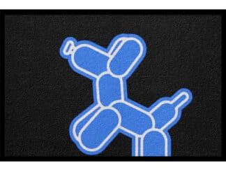 Fußmatte Tiere Hund