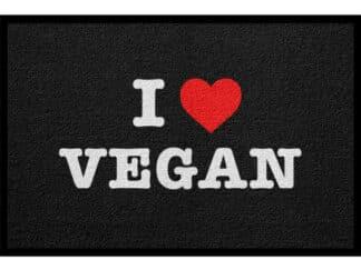 fussmatte vegan bio