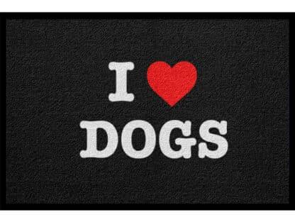 Fussmatte Tiere Hund