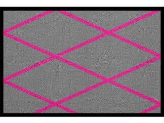 Fussmatte Muster Design