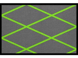 Fussmatte Muster Nordic Design
