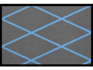 Fussmatte Muster nordic design schweden