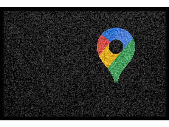 Fussmatte Google Iphone Geschenk